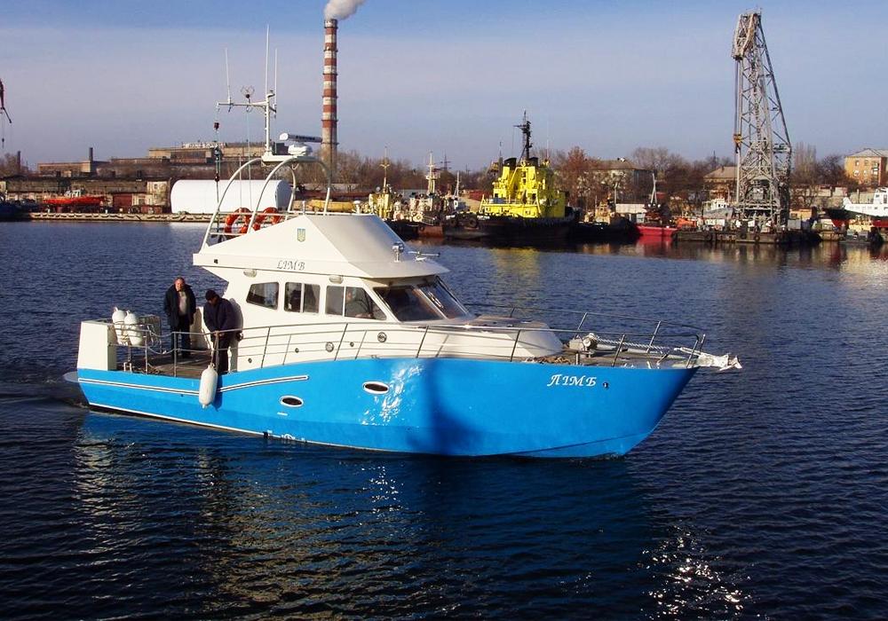 UMS Hidrographic, L-12m