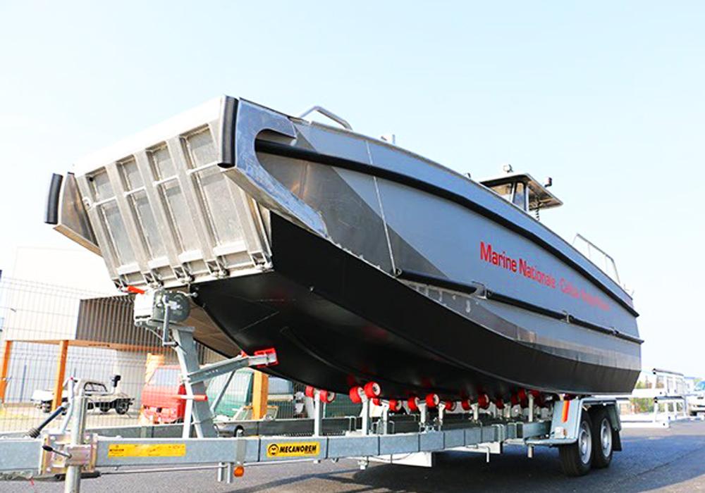 UMS Landing Craft Made for Navale Nationale France