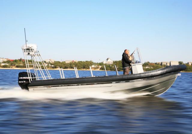 UMS Rib Patrol, L-10m